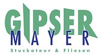 Gipser Mayer GmbH - Logo